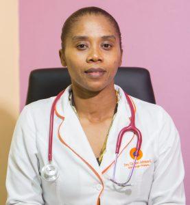 Dra. Clariber Jhonson