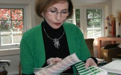 """Leatrice Eisman: """"America's color guru"""""""
