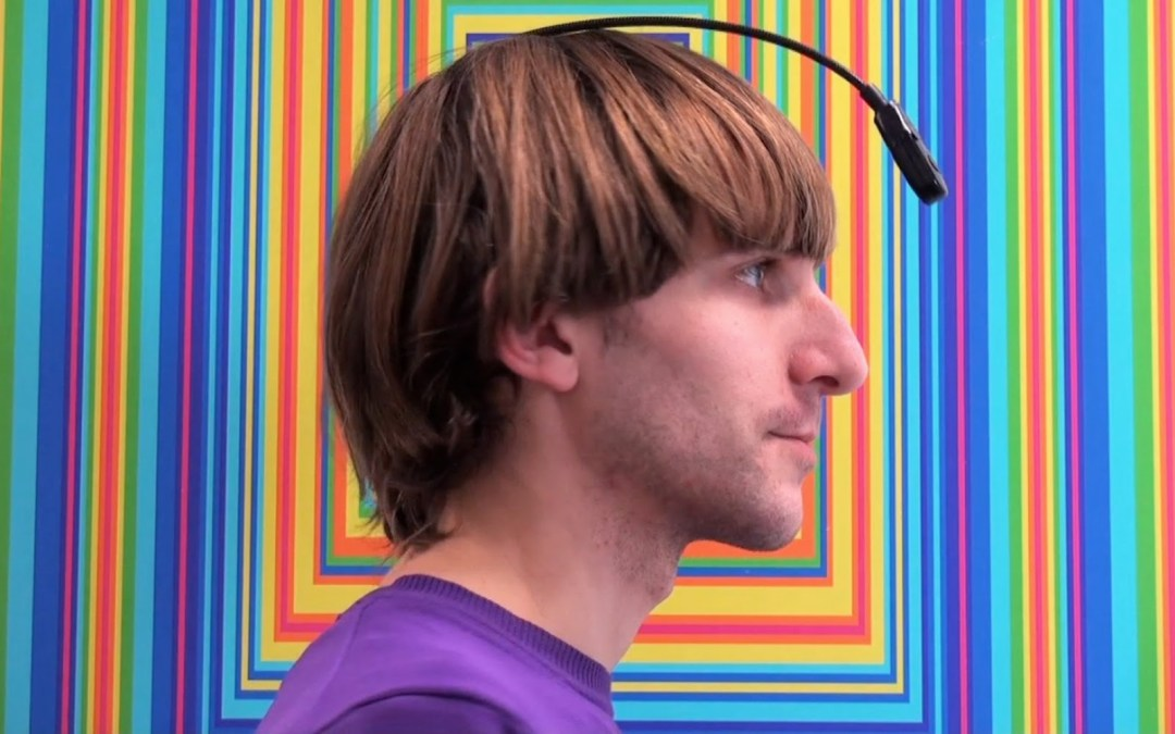 Neil Harbisson: I listen to colour