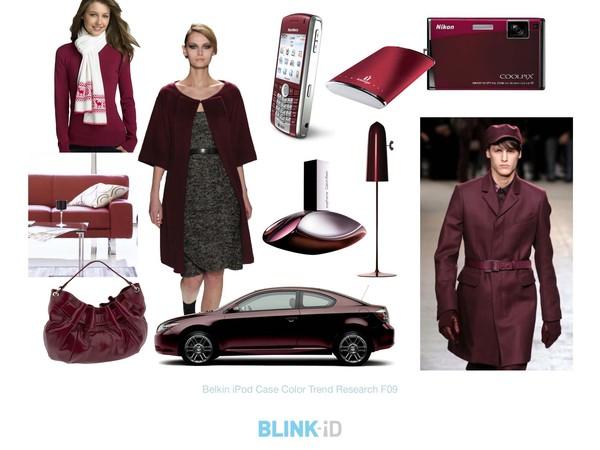 Belkin iPod Case Color Trend Research