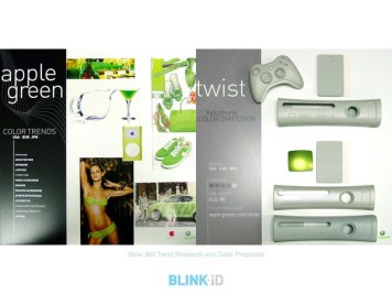 Xbox 360 Trend Research and Color Proposals