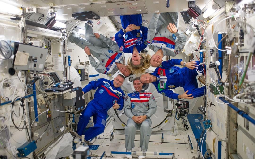 Elia9: l'attrezzo ginnico degli astronauti per la Stazione Spaziale Internazionale – part.1