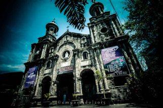 The San Sebastian Cathedral.