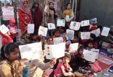 Photo of बच्चे अपनी प्रतिभा से समाज को कर रहे जागरूक