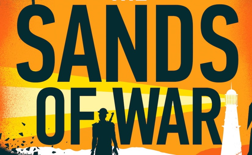 Cover Reveal – The Sands of War
