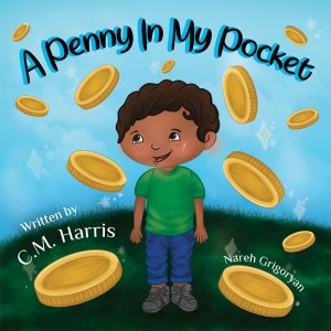 A Penny In my Pocket bookcover fin