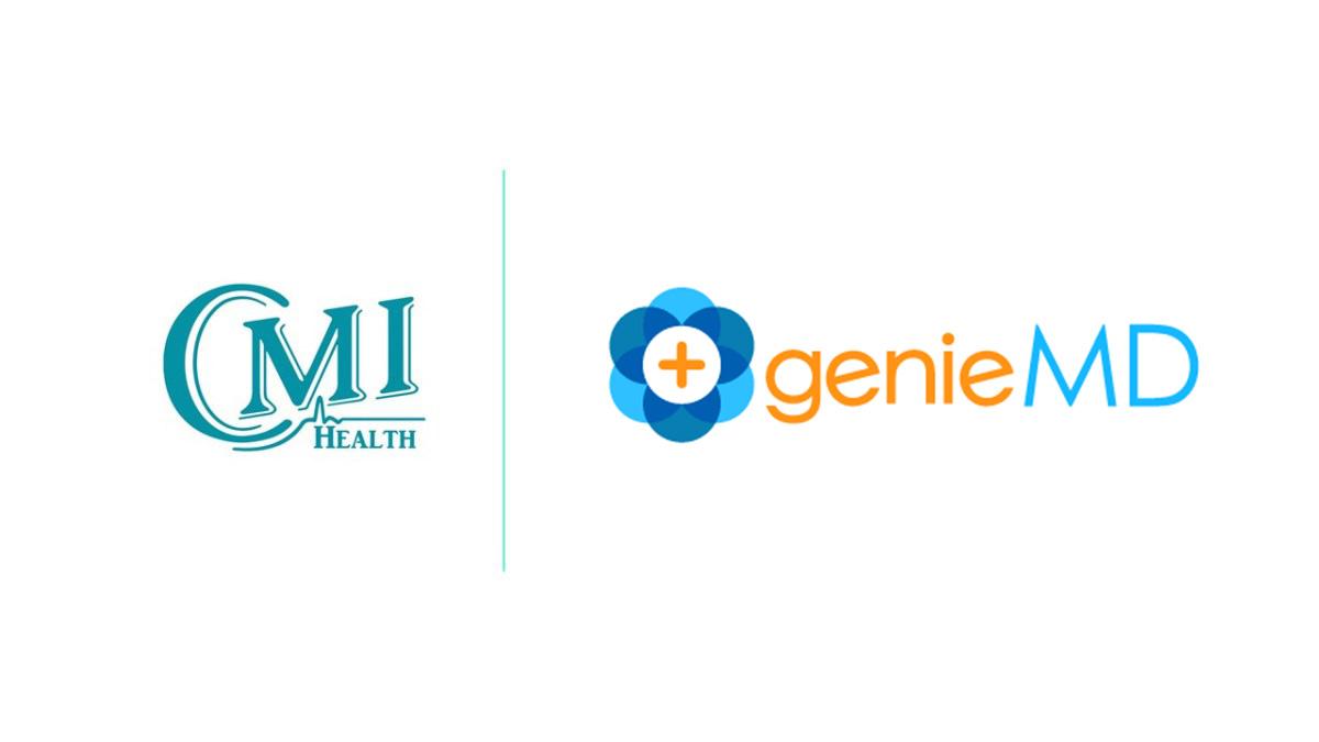 CMI Health GenieMD Logo