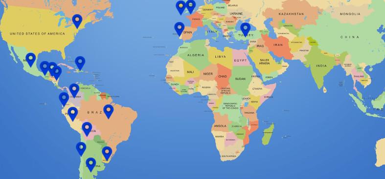 mapa-mundo