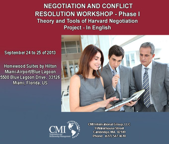negotiations conflict resolution Related to negotiations the theory, processes and practices of negotiation, conflict  resolution and relationship management in a variety of situations effective vs.