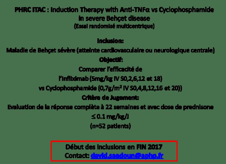PHRC Behcet pt.2 - CMIO