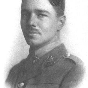 Wilfred Owen author of real Remembrance Day poetry