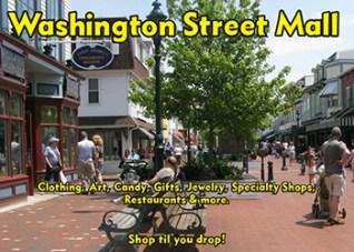Washington Street Mall