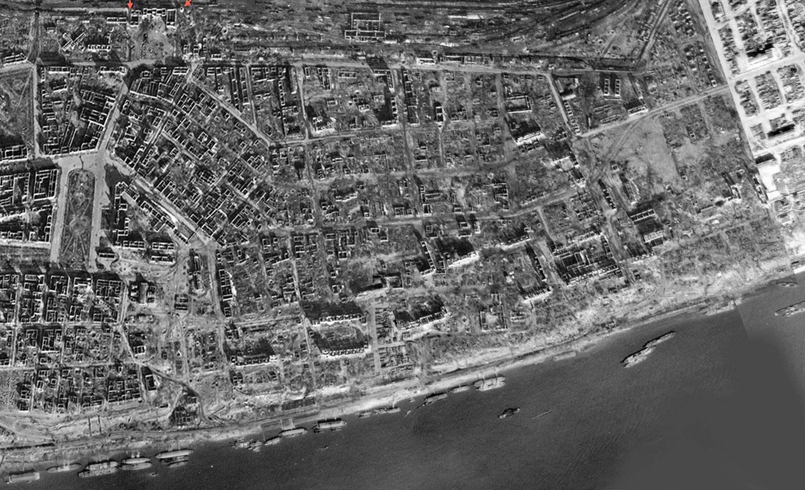 Stalingrad Mod Central District Master Map
