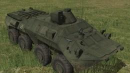 Kieme CMBS BTR-80 1v152