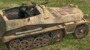 Aris_Sdkfz 250_1 Mod - PreviewSchulzeLehrGreen