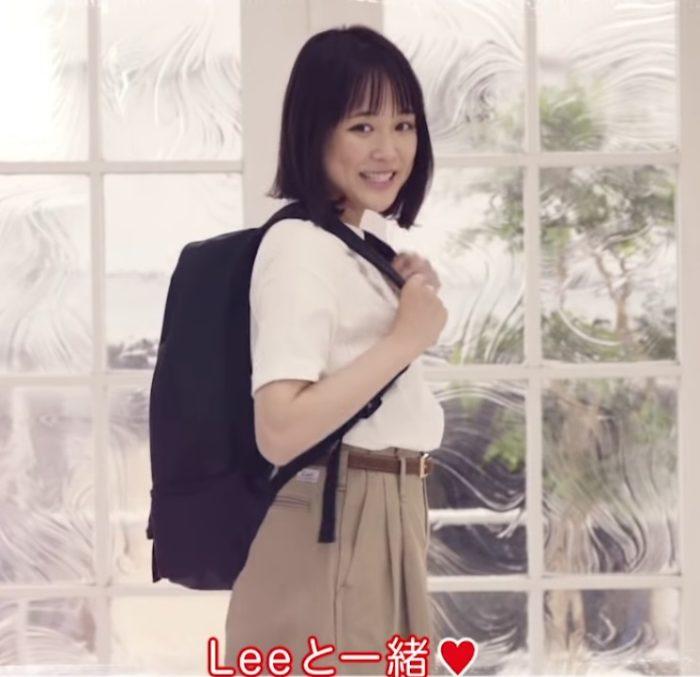 大原櫻子 LeeBook CM