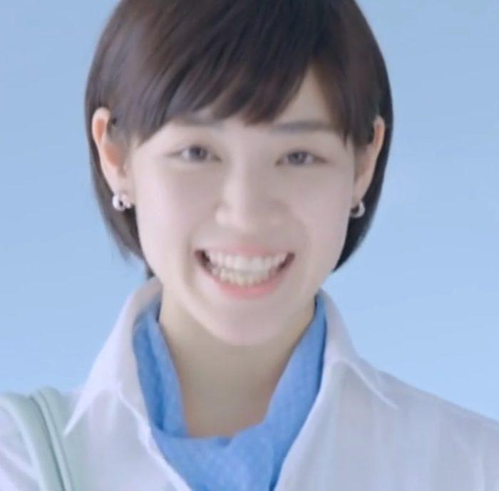 吉谷彩子 サラサーティ CM
