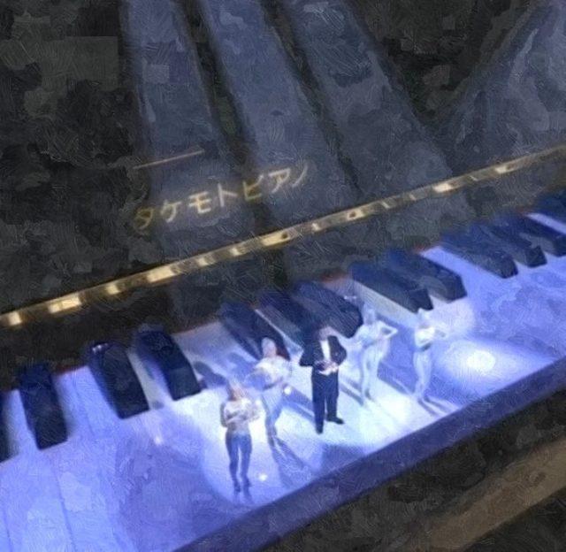 Cm タケモト いつから ピアノ