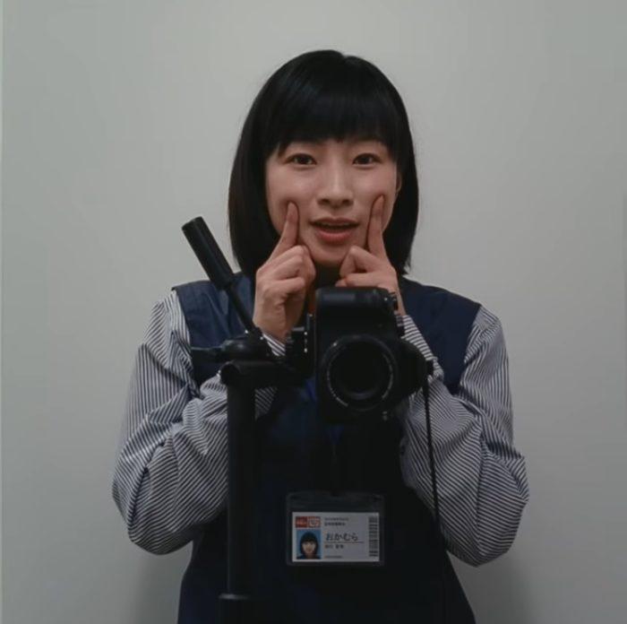 川村紗也 カメラのキタムラ CM
