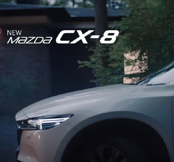 マツダCX-8 CM