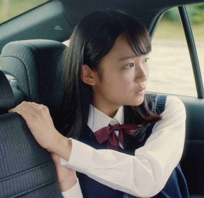 濵尾咲綺 デンソー CM