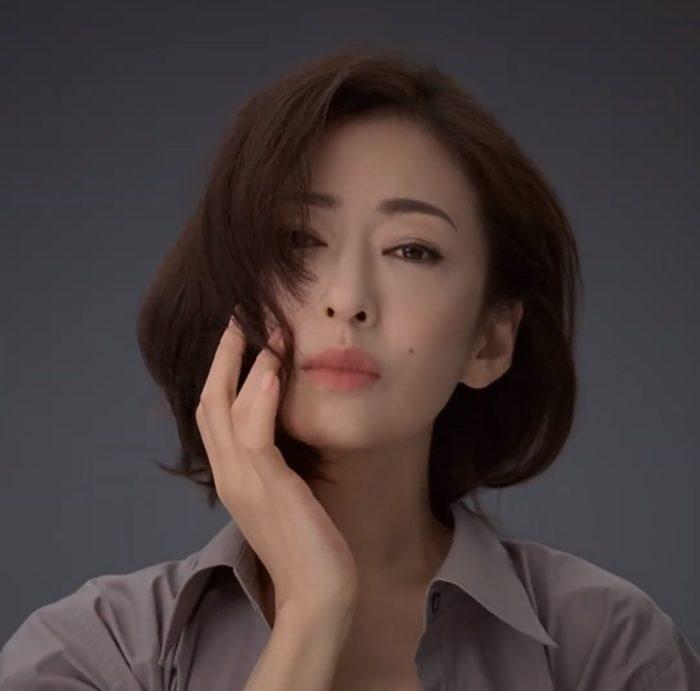 松雪泰子 リバイタル CM