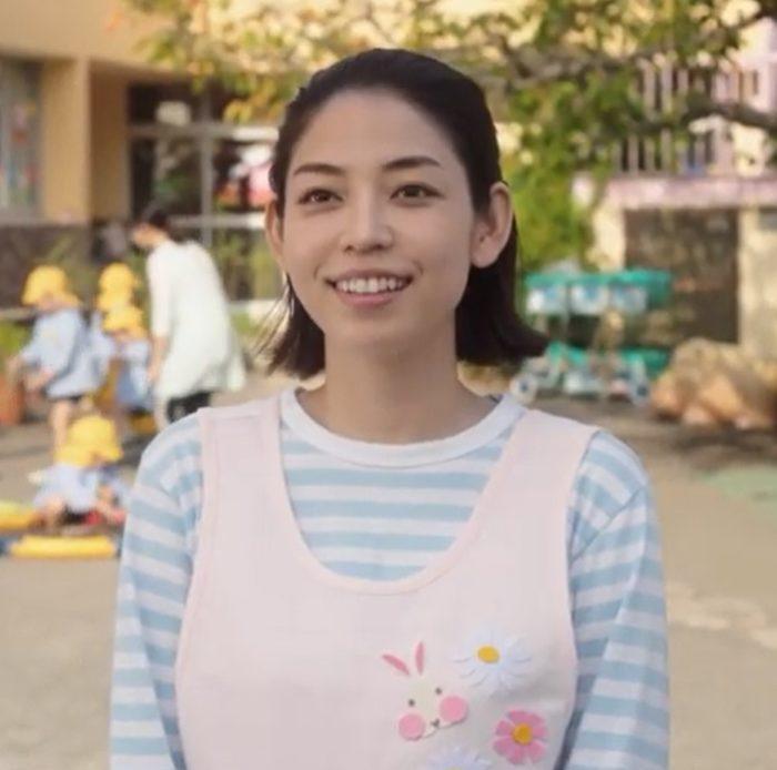 仲美咲 ファブリーズ CM