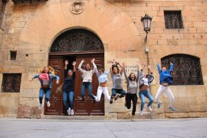 Colegio Mayor Montellano Salamanca