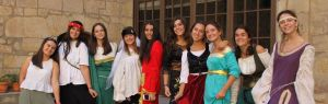 Gimkana Colegio Mayor Salamanca