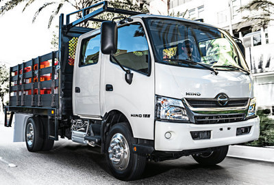 Hino 155DC Cab-Over