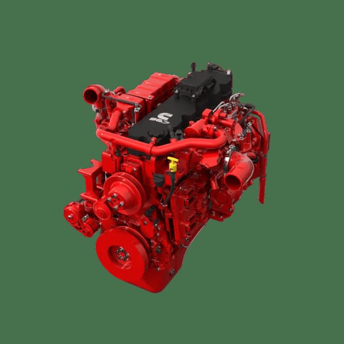 Cummins B6 Engine