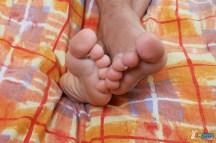 gay feet toes