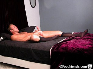 twink nylon fetish