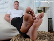 perfect gay feet