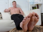 dirty gay feet