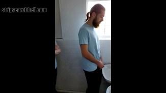 guy pissing