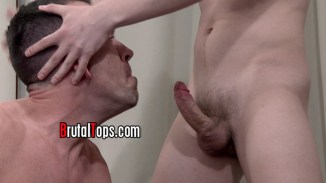 hard gay blowjob