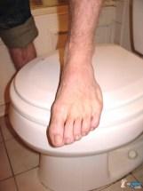 twink foot