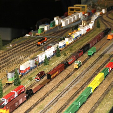 Canberra Model Train EXPO 2017