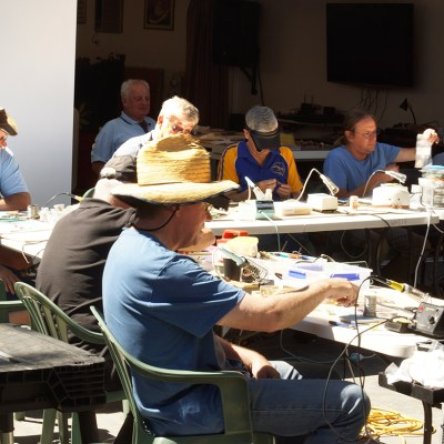 Brass masterclass group photo