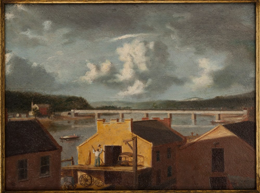 The Aqueduct, Pittsburgh | CMOA Collection