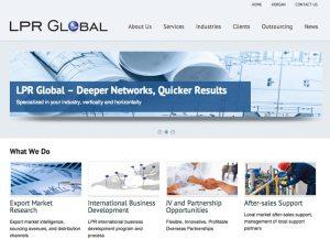 LPR Global website