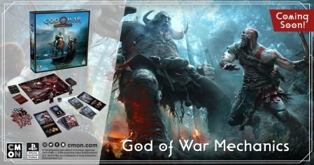 Image result for god of war card game