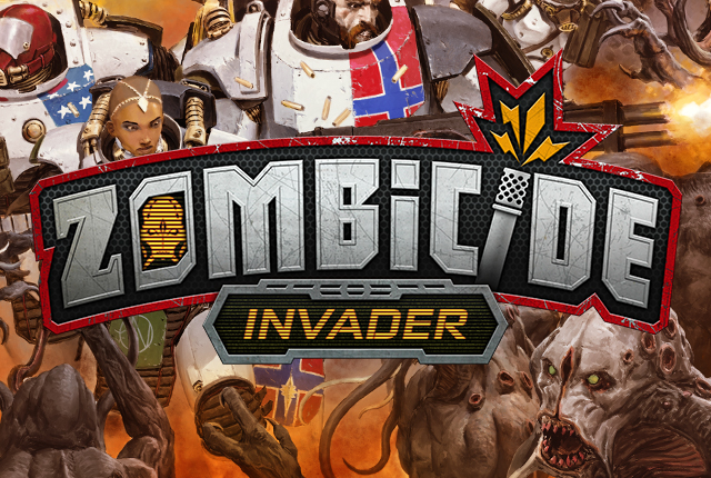 Image result for zombicide invader