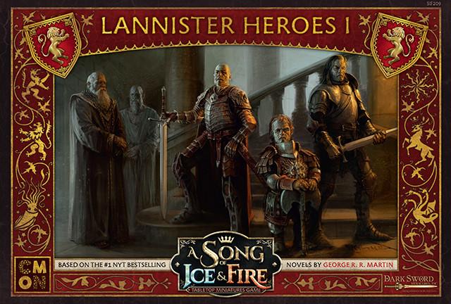 Lannister Heroes #1