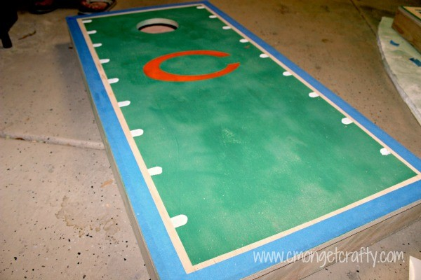 DIY Bag Toss