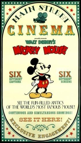 Disneyland Birthday Invitations