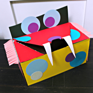 Make Your Own Monster Box