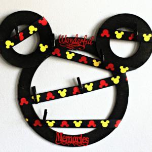 DIY Disneyland Memories Photo Board