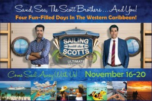 Sailing With The Scotts Design Cruise Part 1